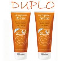 Avene Solar Duplo 50+ Leche Infantil 2 x 250ml