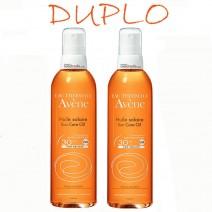 Avene Solar Duplo 30 Aceite Spray 2 x 200ml