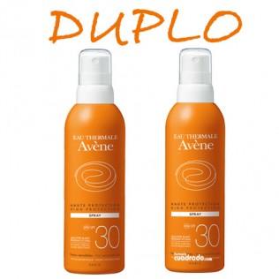 Avene Solar Duplo 30 Spray 2 x 200ml