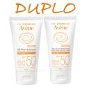 Avene Solar Duplo 50+ Filtro Fisico  2 x 50ml