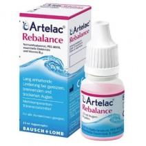 Artelac Rebalance Solución Oftálmica Multidosis, 10ml