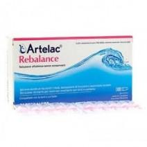 Artelac Relabance Lubricante Ocular y Humectante Lentes Contacto Monodosis, 30Udsx0,5ml