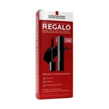 - La Roche Posay Regalo Mascara Pestañas Volumen4.5ml por la Compra de 2 Productos Faciales Tratamie