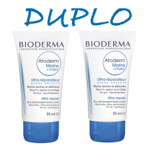 Bioderma Duplo Atoderm Manos 2 x 50ml