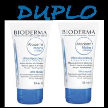 Bioderma DUPLO Atoderm Manos 2 x 50ml