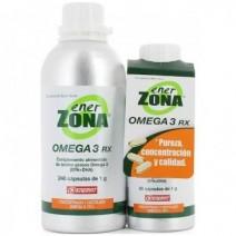 Ener Zona Omega3 RX, 240 cap + REGALO 90 capsulas