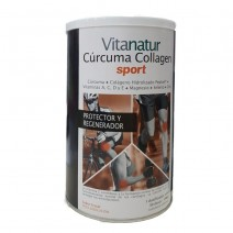 VITANATUR CURCUMA COLLAGEN SPORT 360 G