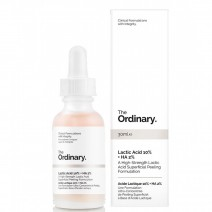 THE ORDINARY LACTIC ACID 10% + HA 2% 30 ML