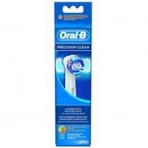 ORAL B RECAMBIO PRECION CLEAN 3 U