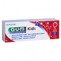 GUM Kids Pasta Denta Fresa 50ml