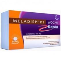 MELADISPERT NOCHE RAPID 1.90 MG 20 COMP