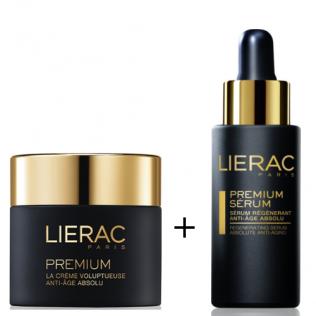 Lierac Premium Voluptuosa 50ml + Serum 30ml