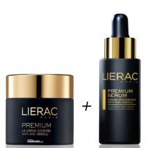 Lierac Premium Sedosa 50ml + Serum 30ml
