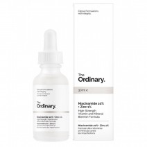 THE ORDINARY NIACNAMIDE 10% + ZINC 1% 30 ML