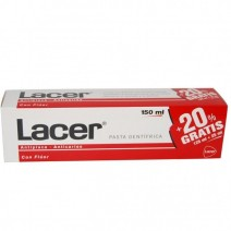 Lacer Pasta 125ml + Regalo Lacer Cepillo Medio