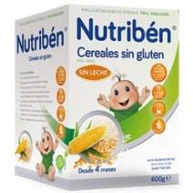Nutribén 4 Cereales Sin Gluten 600g