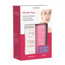 Bioderma Sensibio AR 40ml + Gel 200ml