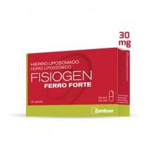 FISIOGEN FERRO FORTE 30 CAPS