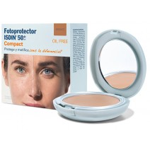 Isdin Fotoprotector Compact SPF-50+ Maquillage Oil Free Bronce, 10 g