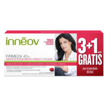 Inneov PACK Firmeza 45+, 3 + REGALO 1 mes