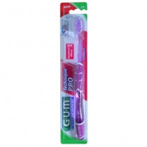 GUM Cepillo Dental Adulto 525 Technique Pro Compacto Suave 1u