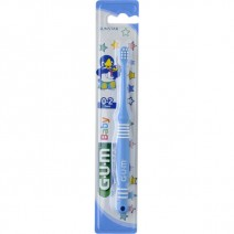 Gum Cepillo Dental Infantil Baby 213 0-2 Años 1u