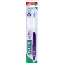 GUM Cepillo Dental Ortho 124 Suave 1u