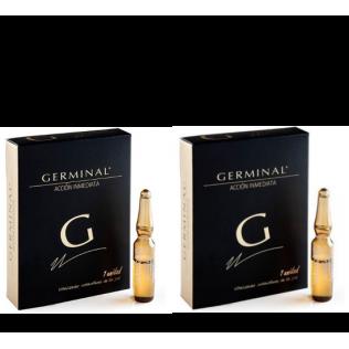 Germinal Duplo Flash 2 x 1amp
