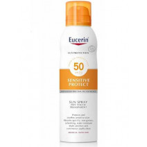 Eucerin Solar Spray Transaparente SPF50+ Toque Seco, 200ml
