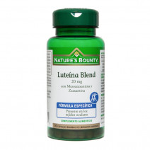 NATURE´S BOUNTY LUTEINA BLEND 20 MG 30 C