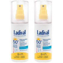 Ladival DUPLO Piel Sensible SPF50 Spray, 2x150 ml