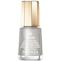 Mavala Color Nº38 Silver 5ml