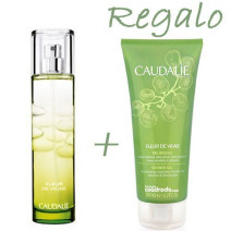 Caudalie Colonia Fleur de Vigne 50ml + REGALO Gel