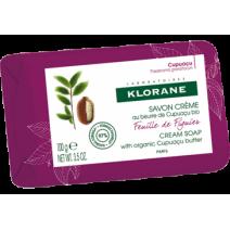 Klorane Jabon Crema Feuille de Figue 100g