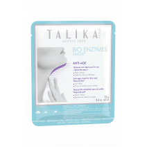 TALIKA BIO ENZYMES MASK ANTI-AGE CUELLO MASCARIL 12 G 1 SOBRE