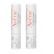 Avene Duplo Cold Cream Stick Labial 2x4g