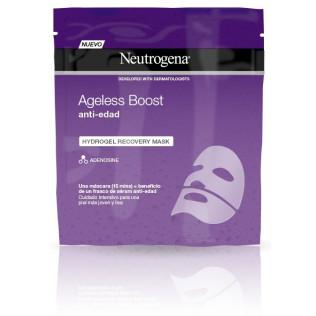 Neutrogena Hydrogel Recovery Mask Ageless Boost Mascarilla Antienvejecimiento 30 ml