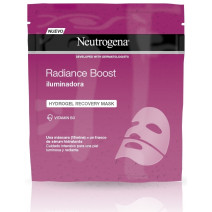 Neutrogena Radiance Boost Hydrogel Recovery Mask Iluminadora 30 ml