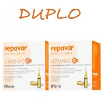 Repavar Duplo Revitalizante 2x20 amp