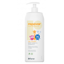 Repavar Pediátrica Gel-Champu 750ml