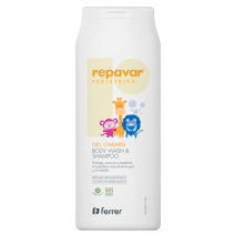 Repavar Pediátrica Gel-Champu 200ml