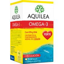 Aquilea Omega-3 Forte, 90cápsulas