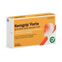 KERN GRIP FORTE 1000/4/10 MG 10 SOBRES GRANULADO SOLUCION ORAL