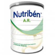 Nutribén AR Leche Lactantes +0 meses, 800gr
