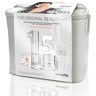 Sensilis PACK Origin-Pro EGF-5 Crema Dia 50 ml+Origin-Pro EGF-5 Serum 50 ml+Origin-Pro EGF-5 amp1.5m