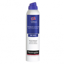 Neutrogena Hidratacion Profunda Spray Corporal Express Piel Seca. 200 ml
