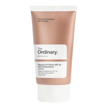 THE ORDINARY MINERAL UV FILTERS SPF30 WITH ANTIOXIDANTS 50 ML