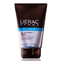 Lierac Hombre Gel limpiador Micro-exfoliante Rostro l00 ml