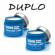 Isdin DUPLO Labial Reparador Tarro 2 x10ml