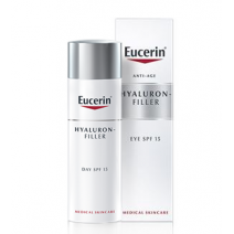 Eucerin Hyaluron Filler Dia SPF15 Normal y Mixta 50 ml